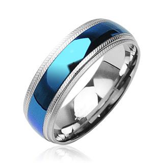 119.00грн.  Стильное мужское кольцо из ювелирной стали 316L.
